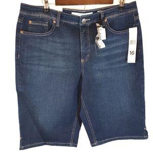 Jones New York Bermuda shorts